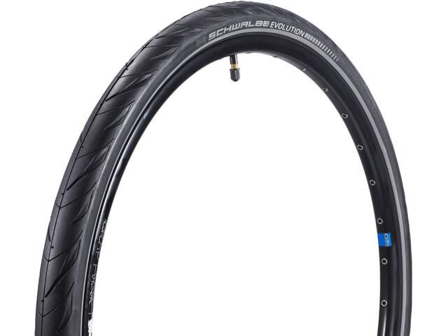 "SCHWALBE Marathon Supreme Evo HD SpeedGuard Tyre 26"", foldable, Reflex"